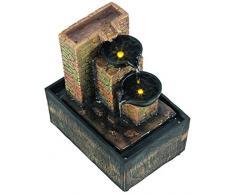 luftbefeuchter zimmerbrunnen zimmerspringbrunnen g nstig. Black Bedroom Furniture Sets. Home Design Ideas