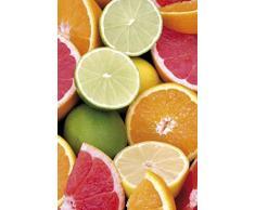1art1 55079 Kochkunst - Zitrusfrüchte Selbstklebende Fototapete Poster-Tapete 180 x 120 cm