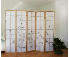 ein bambussichtschutz f r terrasse oder balkon sehen sie selbst. Black Bedroom Furniture Sets. Home Design Ideas