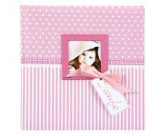 Taufalbum Sweetheart rosa