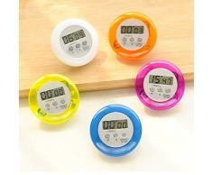 PIXNOR Elektronischer Timer Digital Küche Timer Countdown Stoppuhr Wecker