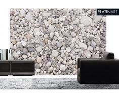 Eurographics Deco Wall Fototapete Pebbles, 254 x 366 cm DW-DT5063