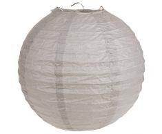 Laternen 30 cm 2 Stück taube - Papierlaternen Lampions Ballon Papierlampion Windlichter - 4313