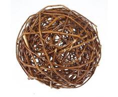 Weidenkugel Rebenkugel Weidenbälle Dekobälle 20cm natur