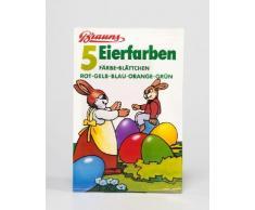 Brauns Heitmann Eierfarben Warm Färbeblättchen