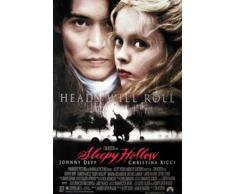 Sleepy Hollow - Heads - Filmposter Kino Movie - Grösse 64x90 cm