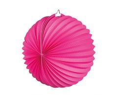 Boland 30465 – Globo Laterne, Pink