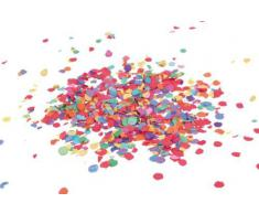 amscan 6522 Buntes Konfetti aus Papier, 150 g