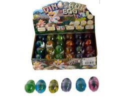 Dinosaurier-Ei Miniastd-Farben 4pk [Spielzeug]