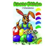 Ostereier-Kaltfarben OSTERN (5 Farben)