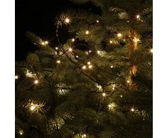 Led Lichterkette Für Tannenbaum.Lichterkette Weihnachtsbaum Günstige Lichterketten Weihnachtsbaum