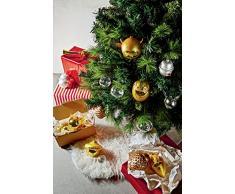 Alessi Weihnachtskugeln, Transparent