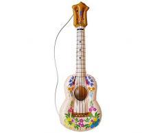Widmann - Aufblasbare Hula Gitarre