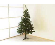 künstlicher Weihnachtsbaum Christbaum 150 cm mit Ständer Christmastree XMAS