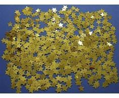 amscan Konfetti Sterne metallic