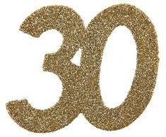 30 30 30 Geburtstag 30 Confetti 30 Geburtstag Konfetti 30 Streudekoration gold