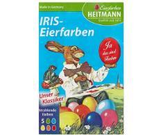 Iris-Eierfarben Tabletten (3er Pack)