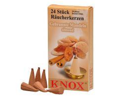 Knox Räucherkerze Gebrannte Mandeln