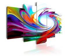 wandbild abstrakt abstraktes bild g nstig online kaufen. Black Bedroom Furniture Sets. Home Design Ideas