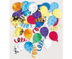 Amscan / Tischkonfetti Party-Ballons