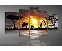 wandbild afrika g nstige wandbilder afrika bei livingo kaufen. Black Bedroom Furniture Sets. Home Design Ideas