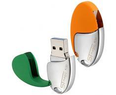 Kreative Osterei USB 3.0 Flash Drive Memory Stick-Speicher-Scheibe 16GB Green