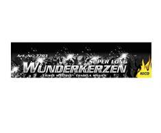 Nico 10 Wunderkerzen Super Long 30cm