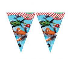 Wimpelkette * PLANES * für eine Disney-Party oder einen Kindergeburtstag // Girlande Kinder