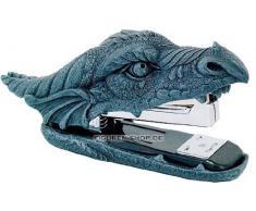 Drachenkopf-Hefter - Drachen Tacker - Deko Figur