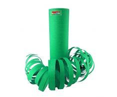 PARTY DISCOUNT Luftschlange Standard, grün, 1 Rolle