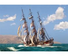 PUZZLE 1500 Teile - Segelschiff Schiff Meer Boot Kinder Bild Sailing Ship - Schiffe Maritim