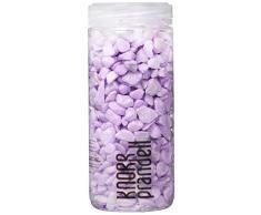 Knorr Prandell 218236208 Dekosteine 9-13 mm 500 ml, Farbe: Flieder