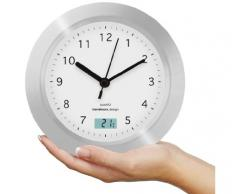 Außergewöhnlich Trendworx 4044 Badezimmeruhr Mit Saugnapf Und Digitalem Thermometer