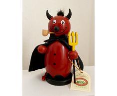 Räucherfigur Teufel ca.13cm