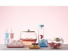 Leonardo 031516 Schale / Schüssel mit Dipschale - Glas - 22 cm