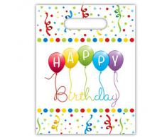 Procos Happy Birthday Partytüten