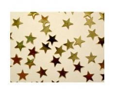 Everflag Streuschmuck/Konfetti Sterne Gold