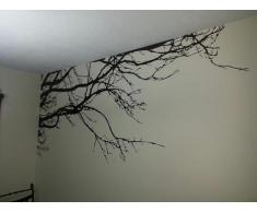 Wandaufkleber Baum Top Niederlassung Hause Vinyl Wandtattoo Aufkleber Wall  Art Sticker 100 (w) *