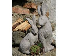 Nene-Home BAFFO Dekohase, Keramik in antikweiß