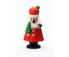 Christian Ulbricht Minis Räucherfigur Weihnachtsmann 10,0 cm