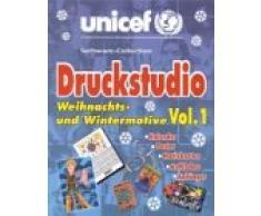 Weihnachtskarten Druckstudio - unicef