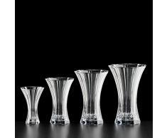 Spiegelau & Nachtmann, Vase, Kristallglas, 27 cm, 0080502-0, Saphir