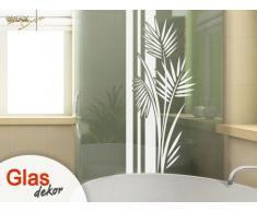Graz Design 980047_50 Glasdekor Fensterfolie Aufkleber Sichtschutz Bad Dusche Banner Wellness
