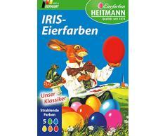 Iris-Eierfarben Tabletten