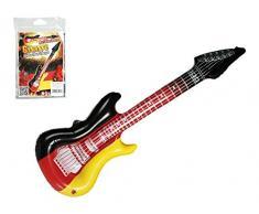 Palleon Aufblasbare Gitarre Deutschland 100 cm Luftgitarre