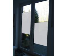 Milchglasfolie Milchglas Fensterfolie Dekorfolie Sichtschutzfolie blickdicht (ca. 60 cm x 2 lfm) – weitere Größen finden Sie im Angebot