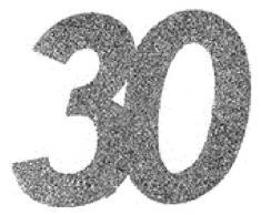 30 30 30 Geburtstag Confetti 30 Geburtstag 30 Konfetti 30 Streudekoration