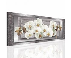 WANDBILDER XXL BILDER Blumen Orchidee VLIES LEINWAND BILD KUNSTDRUCK 20465P