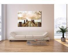 Bild auf Leinwand - Leinwandbilder - Einteilig - Breite: 120cm, Höhe: 80cm - Bildnummer 2394 - zum Aufhängen bereit - Bilder - Kunstdruck - AA120x80-2394