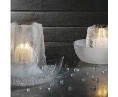 Eis Windlicht Form zum Selbermachen einer Eislaterne 15cm inkl. Kraftmax Teelicht